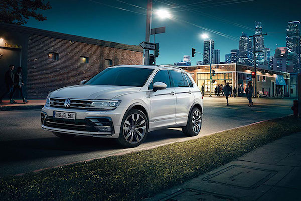 Volkswagen Tiguan 第二代英國開賣 台灣發表倒數計時