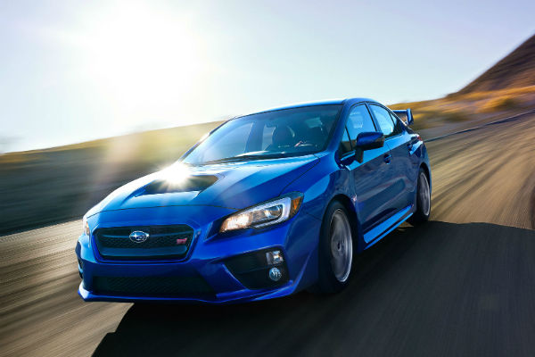 全方位升級!  新 Subaru WRX & WRX STI 售價正式公佈