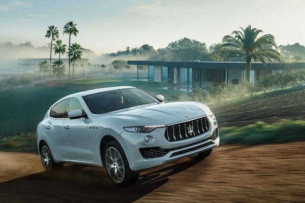 叫戰 Cayenne!  Maserati Levante 強植 V8 渦輪