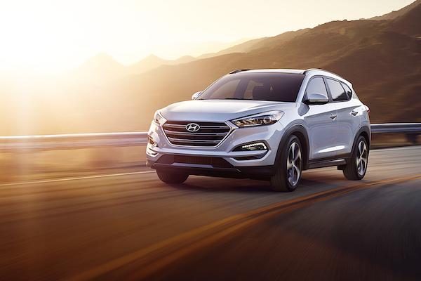 國產休旅新對手  Hyundai Tucson 5 月發表