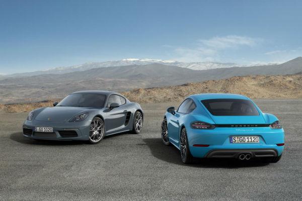 衝到極限! Porsche 718 Cayman 挾四缸渦輪出場