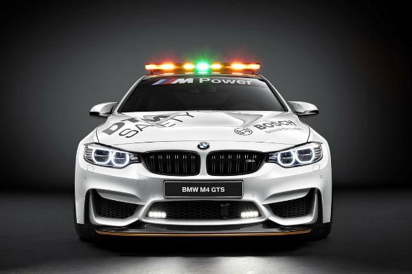 不只比人兇 還比賽車更兇的前導車現身