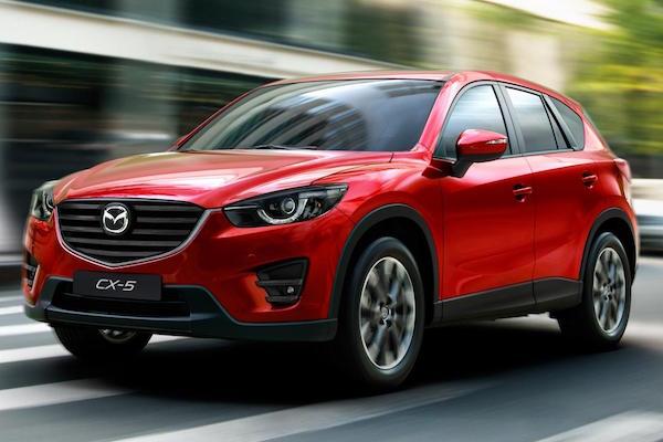 3 年後的 Mazda,這車系將佔銷量的 50%!