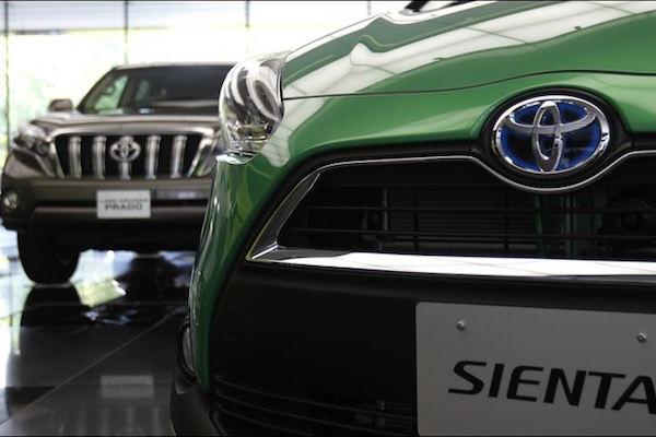 吞不下這口氣!Toyota 急起直追、不讓 Volkswagen 搶走寶座