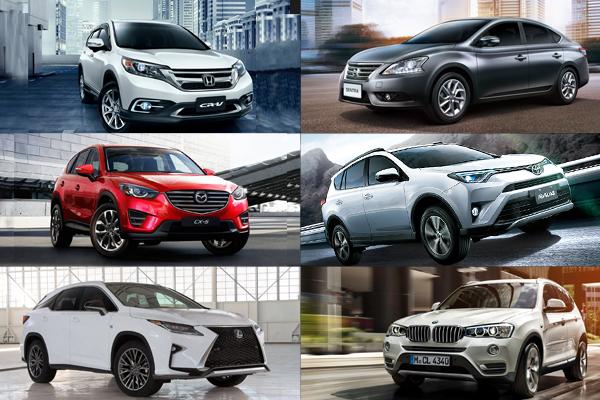 2016 年 4 月汽車銷售成績   這品牌進口車賣超好!
