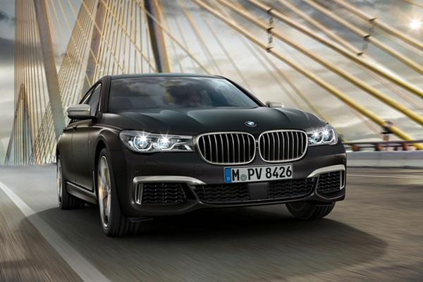 BMW全新四渦輪柴油引擎  老總用車搶先搭載