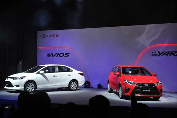 終於等到Toyota 雙神車 Yaris/Vios 發表!有 2 項配備果然升級了!