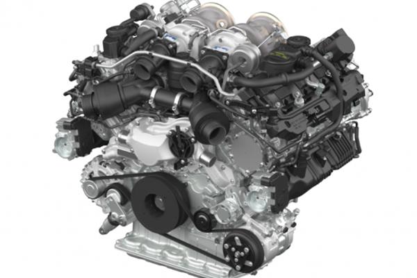 更快更節能!Porsche發表全新V8雙渦輪引擎