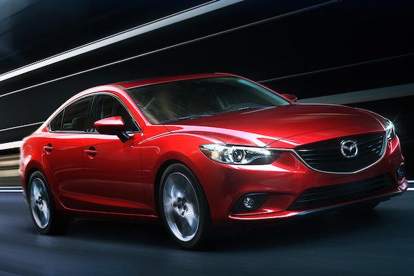 期待新一代 Mazda 6?  現身時間倒數中