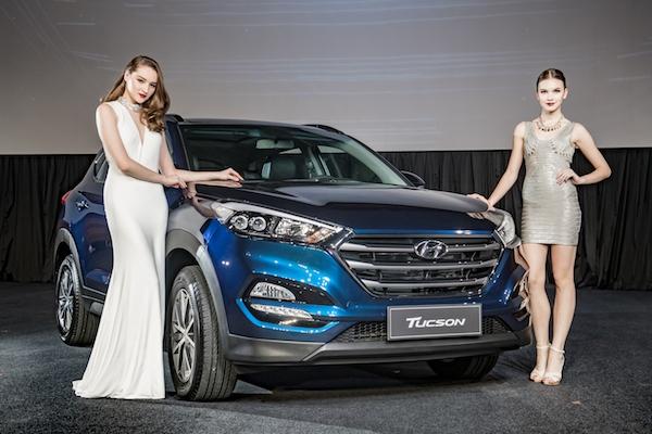 Hyundai 國產休旅 Tucson 發表  入門款上市價很有吸引力!