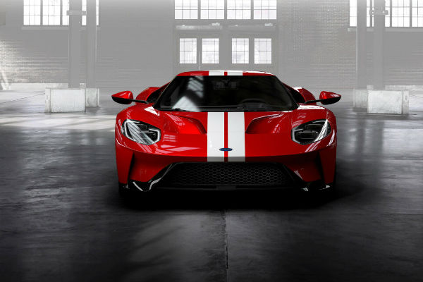 夠有錢還要夠好運!你才有可能買到 Ford GT!