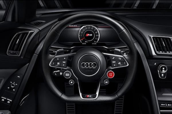 鋼鐵人的車!Audi R8 第二代台灣發表
