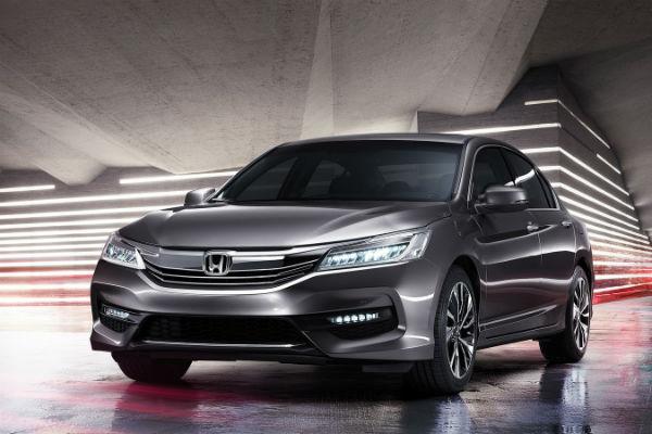 小改款 Honda Accord 現身!目標鎖定亞洲市場