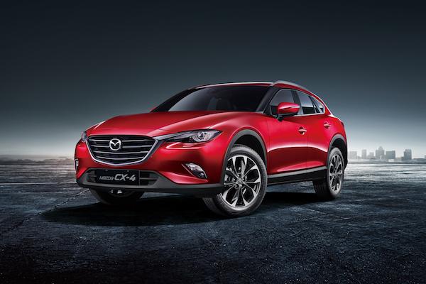 強國限定 Mazda CX-4  預售價公佈!