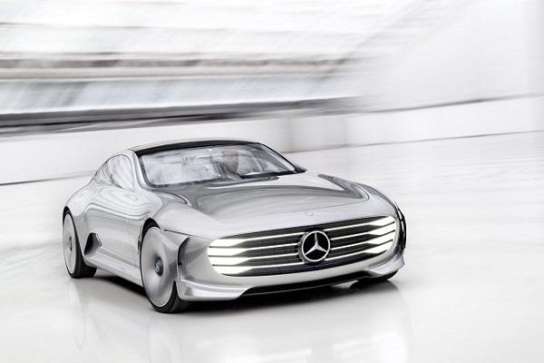 M-Benz 計畫中的 4 款電動車    背後藏了這個目的.....