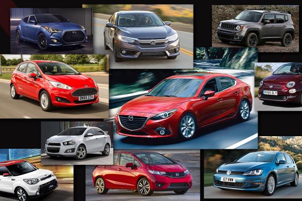 美權威車媒:2016年這10款車既平價又很能跑
