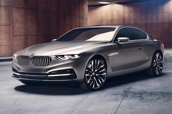 外媒爆 BMW 註冊 8 系列!豪華 GT 車系有望再現車壇