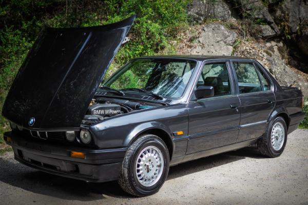 老 Bimmer 的菜!1988 BMW 320is(E30) 重現江湖