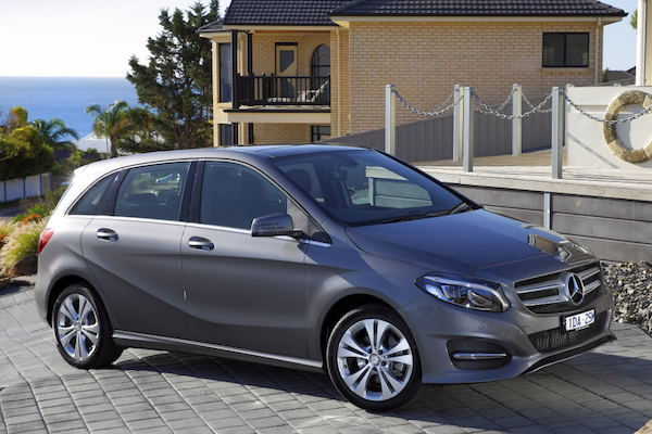 Mercedes-Benz GLB 休旅即將推出   讓車主像是坐在 2 樓一樣?