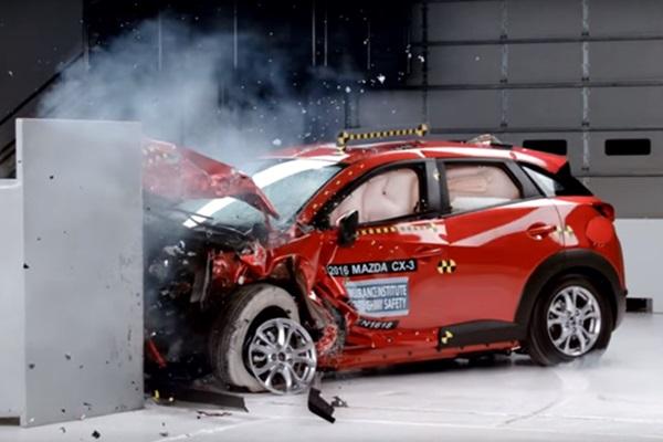 權威撞擊測試結果出爐!Mazda CX-3 奪最高評價