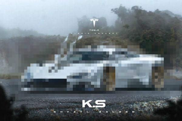 熱血沸騰!  Tesla 推出的專屬超跑長這樣...