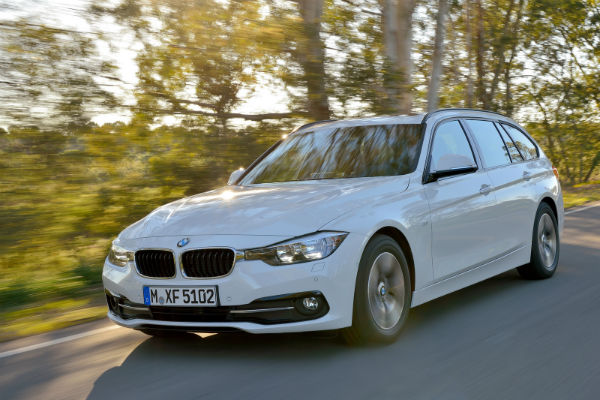 都是休旅車害的!BMW 3-Series Touring 旅行車將告別美國市場