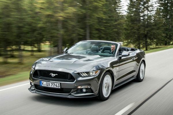 野馬更會跑!新一代 Ford Mustang 更快的秘密在變速箱?