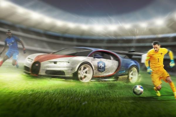 國家隊拚戰歐國盃!國家代表「車」也不能輸