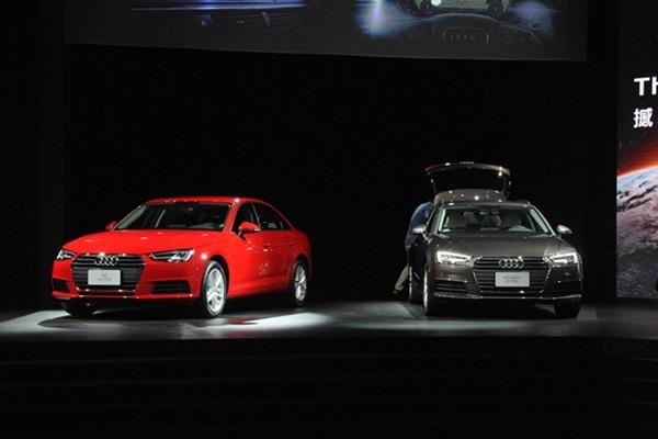 全新科技加持!第九代 Audi A4 強勢登陸台灣