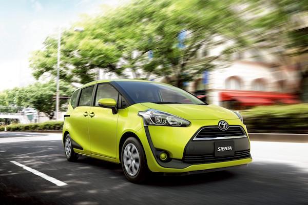 日本上半年汽車銷售排行  Toyota Wish 接班人很熱賣