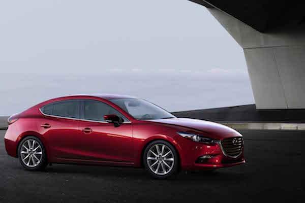 日圓持續走弱,Mazda 3 仍然要漲價?