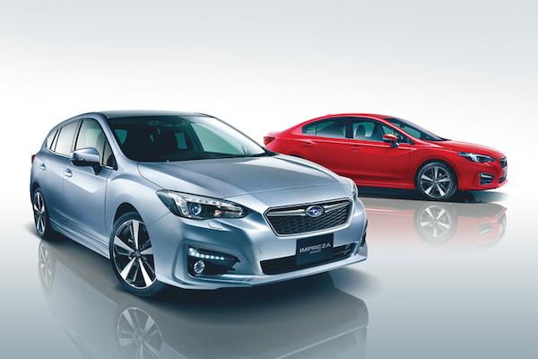 連車外路人都照顧!Subaru Impreza 第五代正式發表!(內有影片)