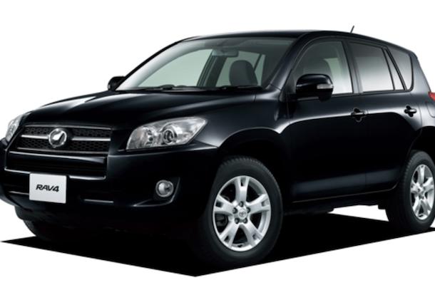 日本 Toyota RAV4 要停產了?原來要改賣這款車