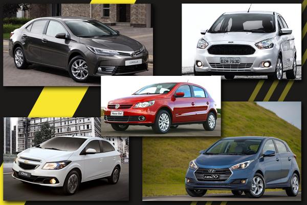 奧運賽事之外,原來巴西人最愛這品牌的車!