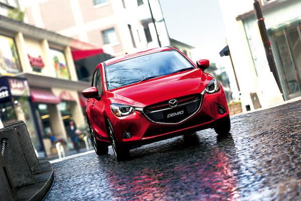 Mazda 2 即將小改款,比照 Mazda 3 導入新科技!