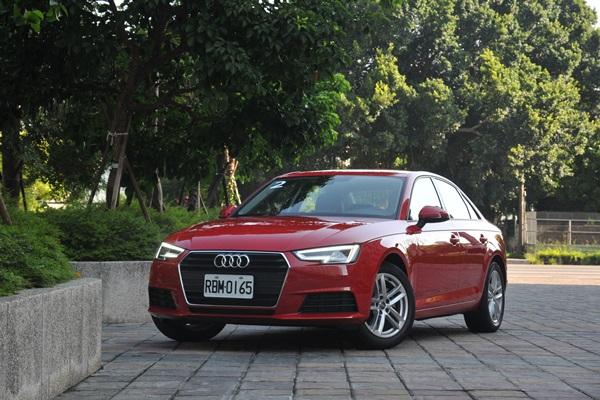 意想不到的豪華入門款!Audi A4 30TFSI 四門房車試駕(內有影片)