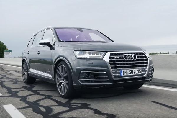 Audi 最新懸吊技術,根本是為台灣爛路所設計!