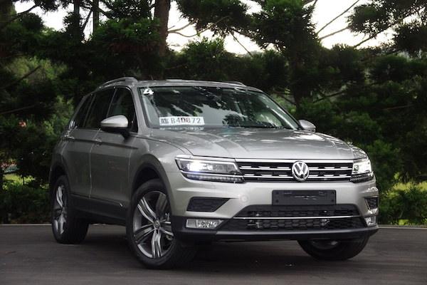 配備豐富的科技休旅,Volkswagen Tiguan 330 TSI 試駕