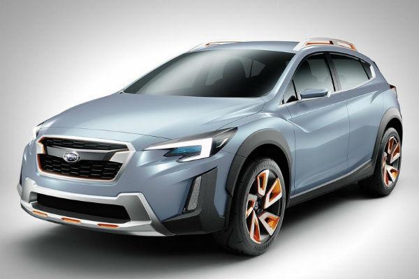 進軍 EV 產業! Subaru 純電跨界車 5 年後問世