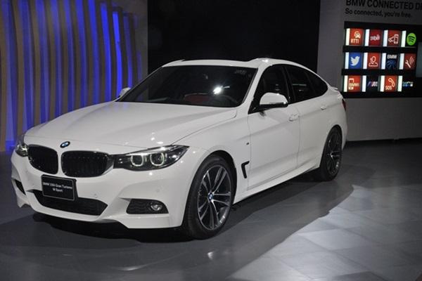 動能與環保的融合!BMW 3系列 GT 小改款現身