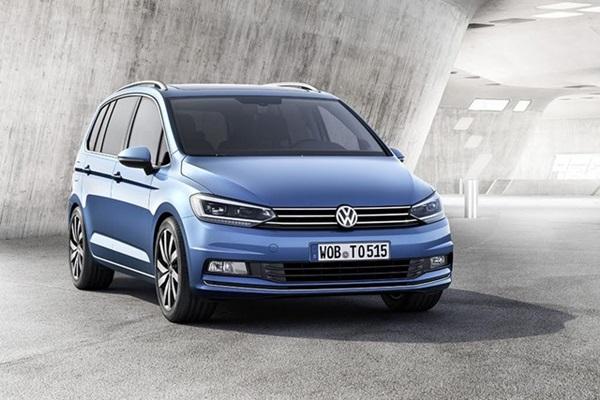 新年式 VW Touran 提前導入台灣!原因也太令人眼紅!