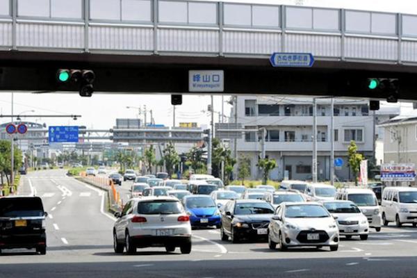 日本駕駛的交通禮儀,原來沒想像中好?