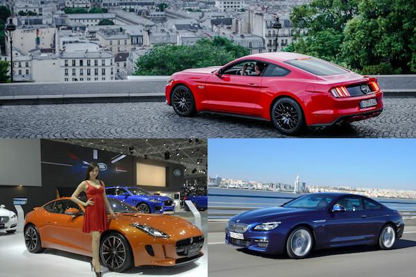 英國最熱賣跑車,第一名居然不是歐洲車?