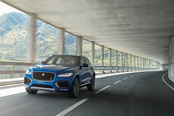 Jaguar 首款 SUV 休旅 F-Pace,台灣本週正式發表!