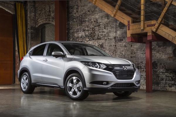 新款休旅 Honda HR-V 10月上市,預接單價曝光說明了什麼?