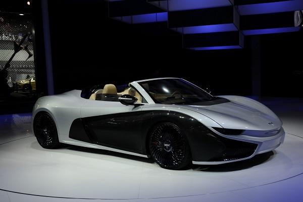 想跟 Tesla 比拚?中國這輛電動超跑能順利進軍美國市場?