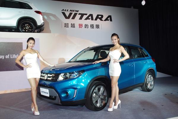 最會做越野小車的日本品牌!Suzuki Vitara 休旅車台灣上市