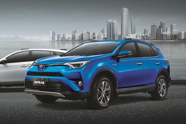 進口車第一名的Toyota RAV4 ,發表新年式、升級安全配備!