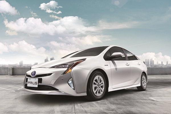 追加到港!缺車的 Toyota Prius 4 總算有車可交了!