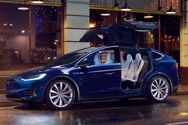 Tesla Model X 休旅進軍日本,但台灣呢?